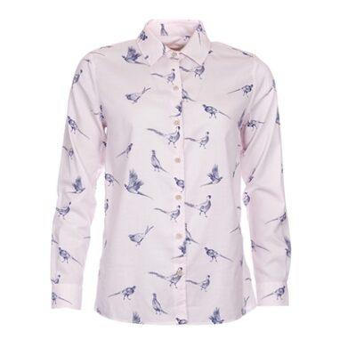 Barbour Safari Shirt Rose-0