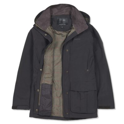 Musto Ladies Burnham Jacket Liquorice